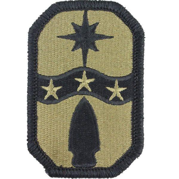 Army Patch: 371st Sustainment Brigade - embroidered on OCP