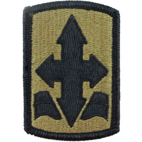 Army Patch: 29th Infantry Brigade - embroidered on OCP