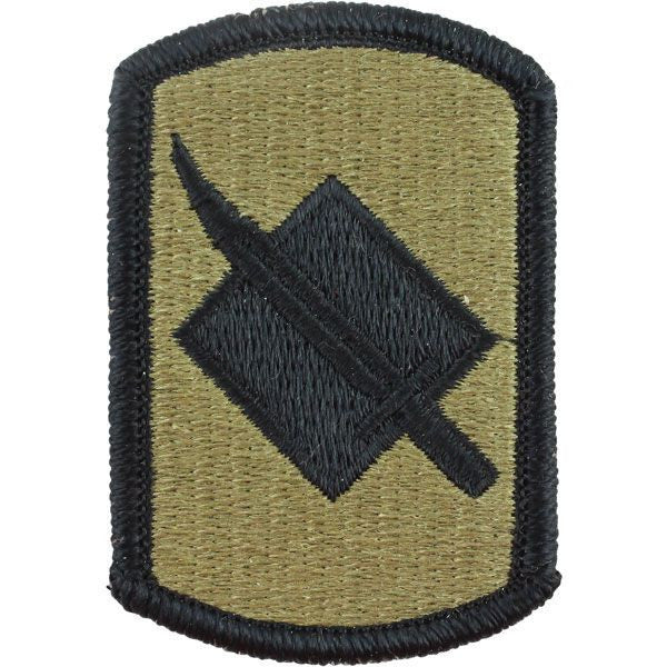 Army Patch: 39th Infantry Brigade - embroidered on OCP