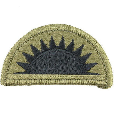Army Patch: 41st Infantry Brigade - embroidered on OCP