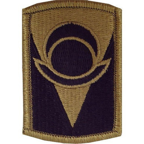 Army Patch: 53rd Infantry Brigade - embroidered on OCP
