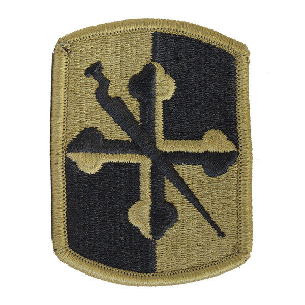 Army Patch: 58TH Infantry Brigade Combat Team - embroidered on OCP