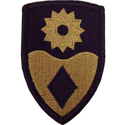 Army Patch: 49th Military Police - embroidered on OCP