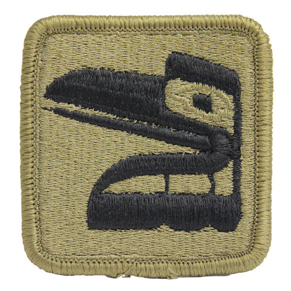 Army Patch: 81st Infantry Brigade - embroidered on OCP