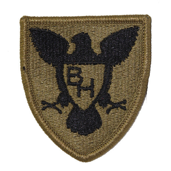 Army Patch: 86th Training Division - embroidered on OCP