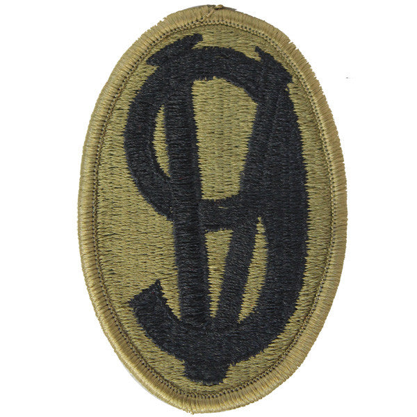 Army Patch: 95th Infantry Training Division - embroidered on OCP