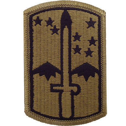 Army Patch: 172nd Infantry Brigade - embroidered on OCP