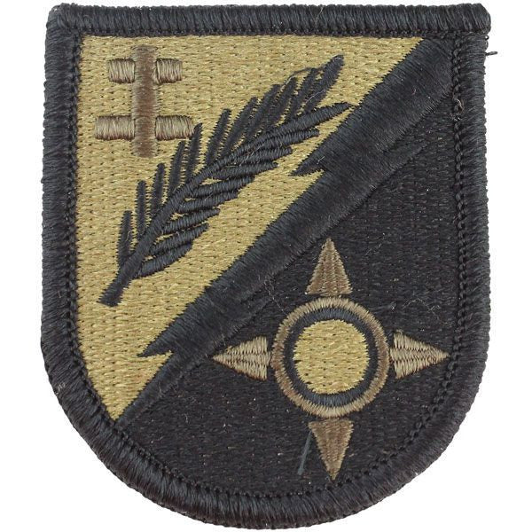 Army Patch: 162nd Infantry Brigade - embroidered on OCP