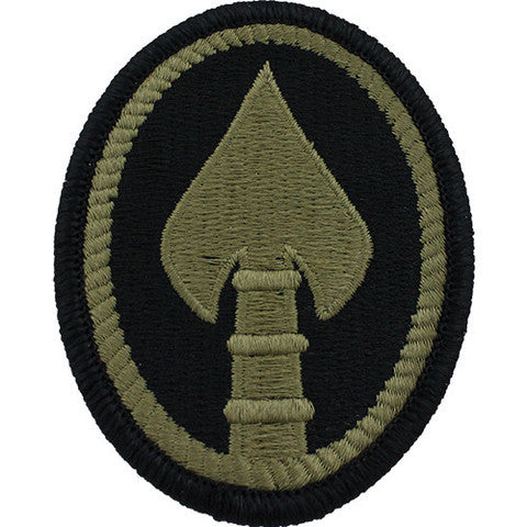 Army Patch: Army Element Special Operations - embroidered on OCP