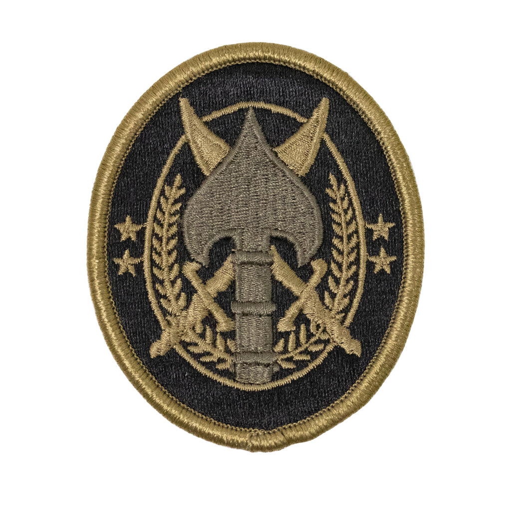 Army Patch: Special Operations Joint Task Force Inherent Resolve embroidered on OCP