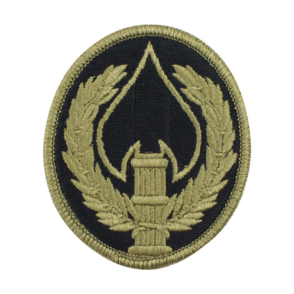 Army Patch: Special Operations Joint Task Force Afghanistan embroidered on OCP