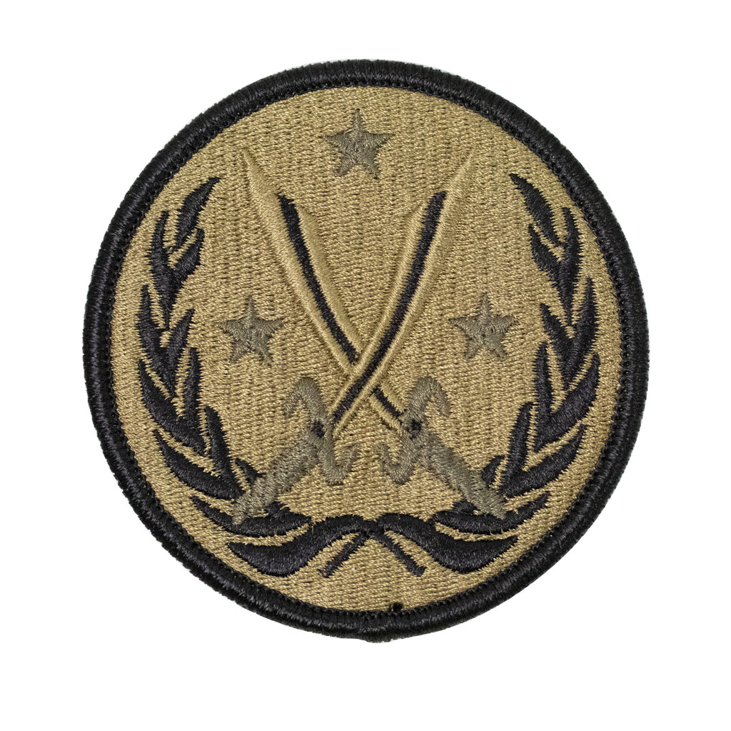 Army Patch: Combined Joint Task Force Inherent Resolve embroidered on OCP