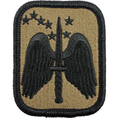 Army Patch: 16th Aviation Brigade - embroidered on OCP