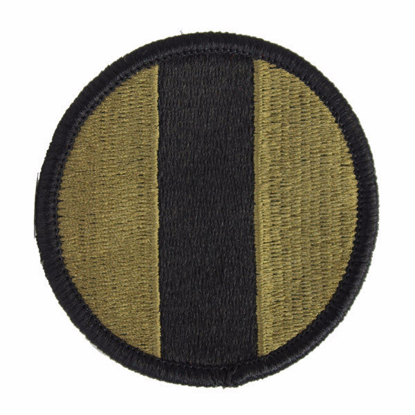 Army Patch: Training and Doctrine Command: TRADOC - embroidered on OCP