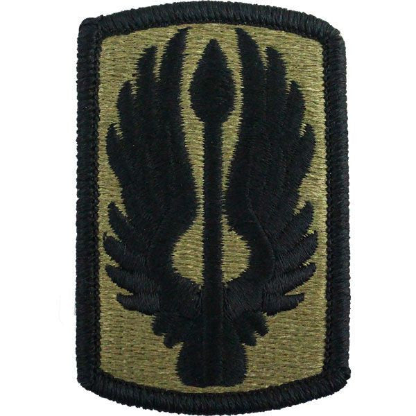 Army Patch: 18th Aviation Brigade - embroidered on OCP
