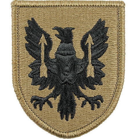 Army Patch: 11th Aviation Brigade - embroidered on OCP