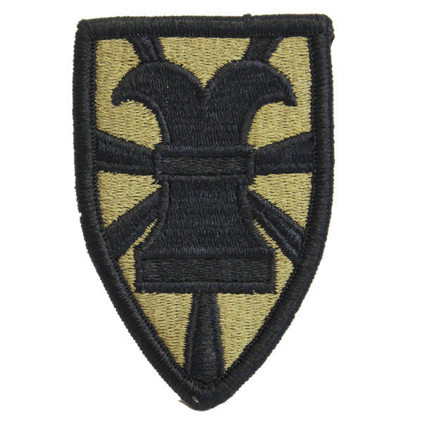 Army Patch: Seventh Transportation Command - embroidered on OCP