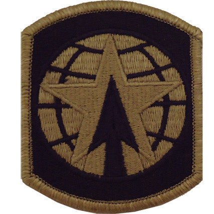 Army Patch: 16th Military Police Brigade - embroidered on OCP