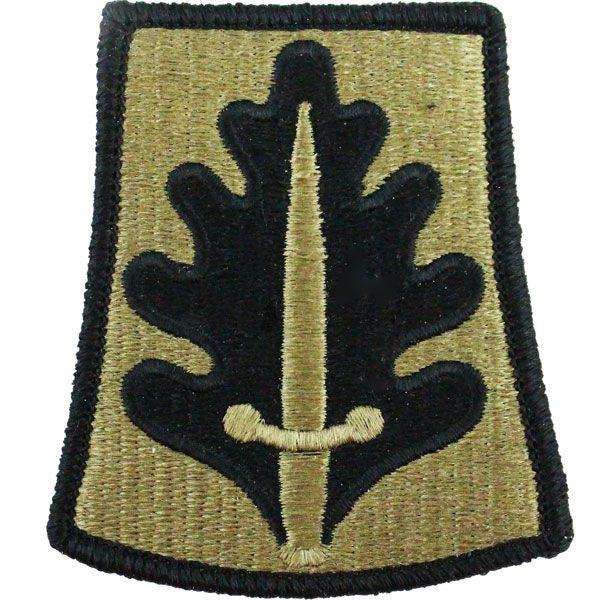 Army Patch:333rd Military Police - embroidered on OCP