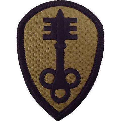 Army Patch: 300th Military Police Brigade - embroidered on OCP
