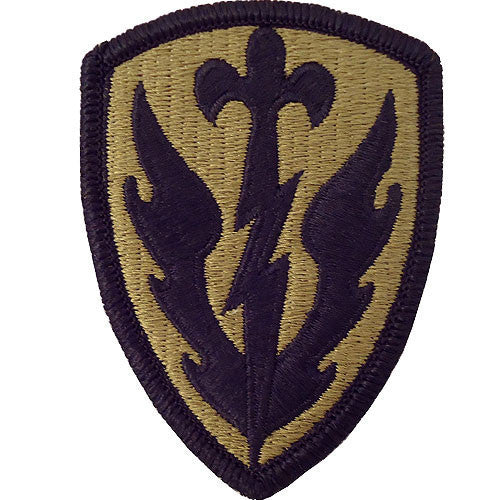 Army Patch: 504th Battlefield Surveillance Brigade - embroidered on OCP