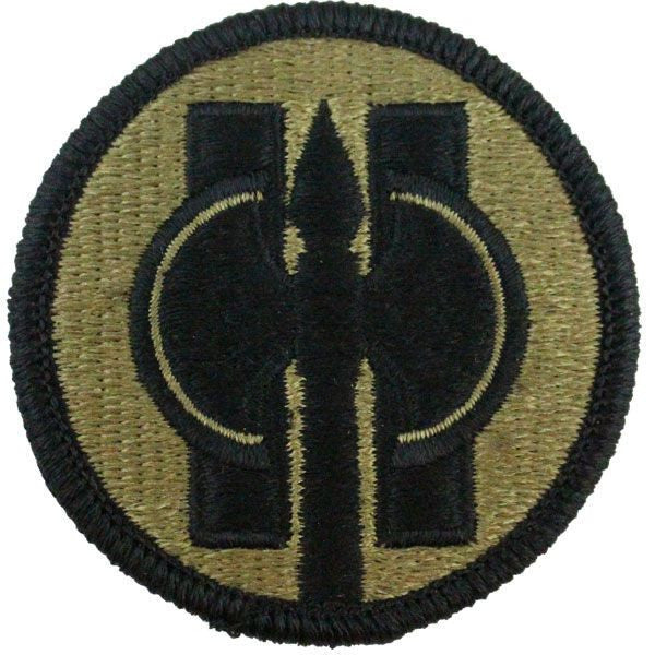 Army Patch: 11th Military Police - embroidered on OCP