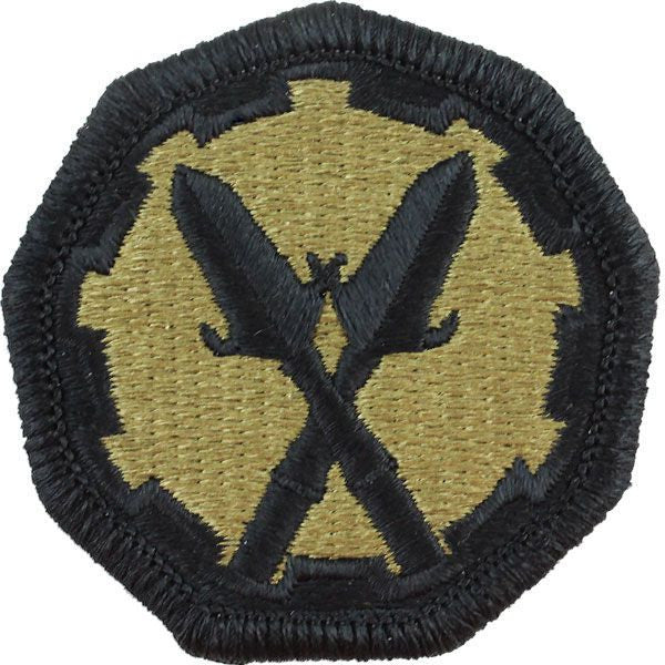 Army Patch: 290th Military Police Brigade - embroidered on OCP
