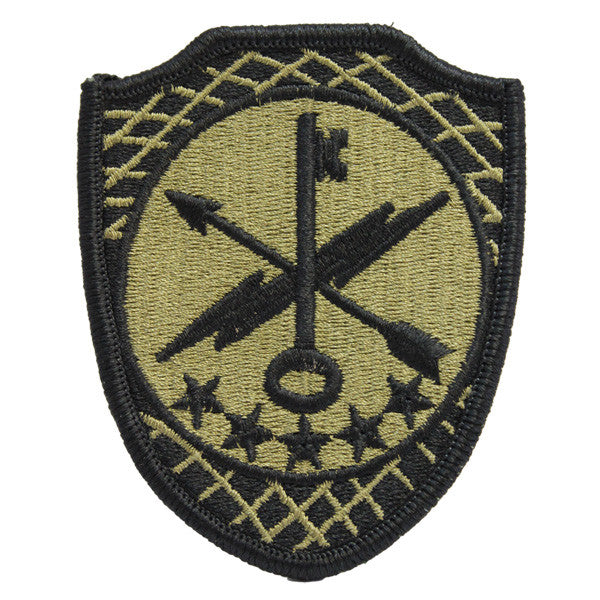 Army 780th Military Intelligence Brigade Ocp Embroidered Patch Vanguard Industries