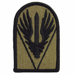 Army Alpha Unit Patch: Joint Readiness Center - OCP