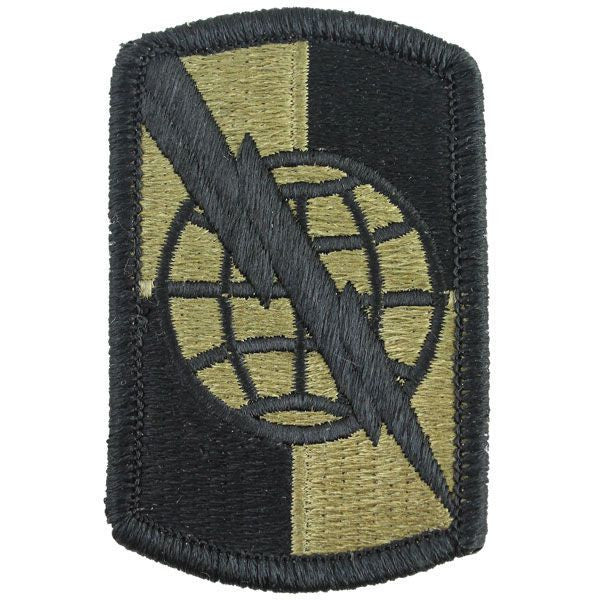 Army Patch: 359th Signal Brigade - embroidered on OCP