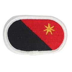 Army Oval Patch: 6th Engineer Battalion