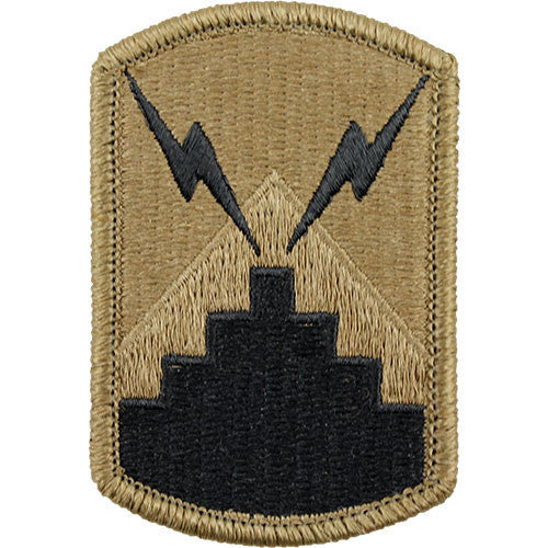 Army Patch: Seventh Signal Brigade - embroidered on OCP