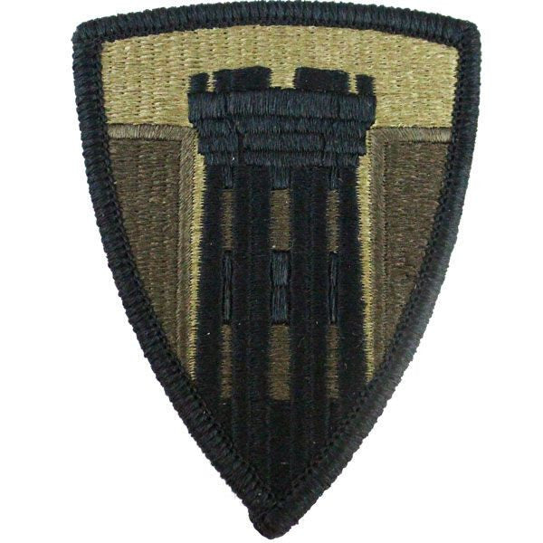 Army Patch: 176th Engineer Brigade - embroidered on OCP