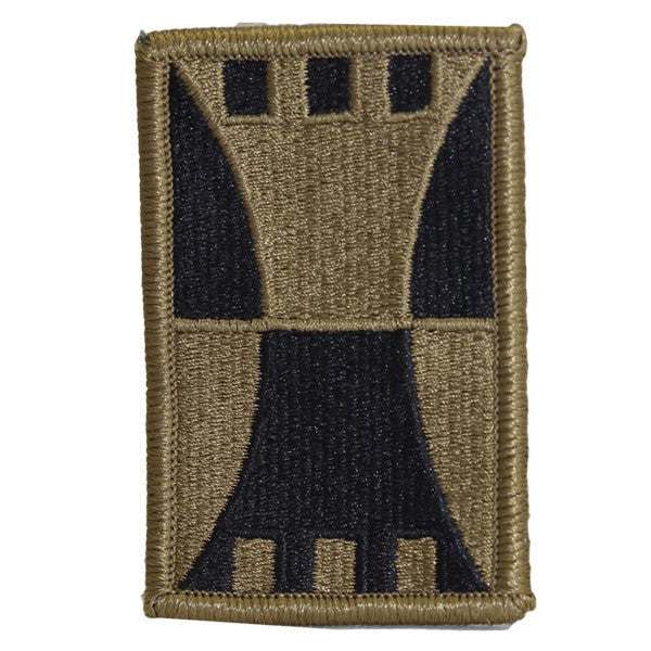 Army Patch: 416th Engineer Command - embroidered on OCP