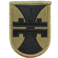 Army Patch: 412th Engineer Brigade - embroidered on OCP