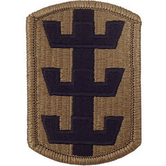 Army Patch: 130th Engineer Brigade - embroidered on OCP