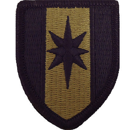 Army Patch: 44th Medical Brigade - embroidered on OCP