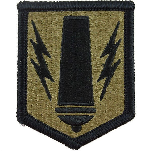 Army Patch: 41st Fires Brigade - embroidered on OCP