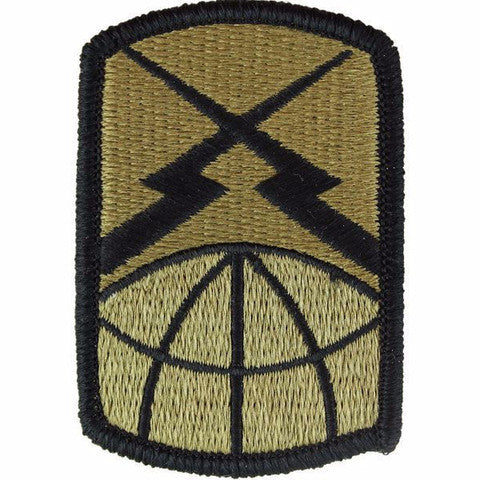 Army Patch: 160th Signal Brigade - embroidered on OCP