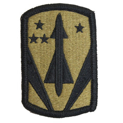 Army Patch: 31st Air Defense Artillery - embroidered on OCP