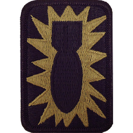 Army Patch: 52nd Ordnance Group - embroidered on OCP