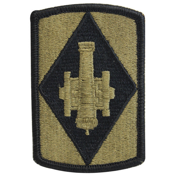 Army Patch: 75th Fires Brigade - embroidered on OCP