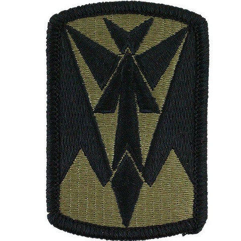 Army Patch: 35th Air Defense Artillery - embroidered on OCP