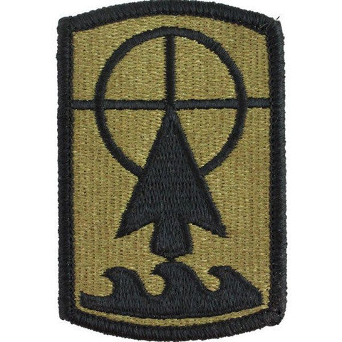 Army Patch: 157th Maneuver Enhancement Brigade - embroidered on OCP