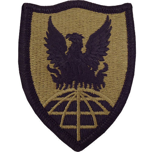Army Patch: 311th Signal Command - embroidered on OCP