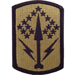 Army Patch: 174th Air Defense Arty Brigade - embroidered on OCP
