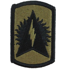 Army Patch: 164th Air Defense Artillery - embroidered on OCP