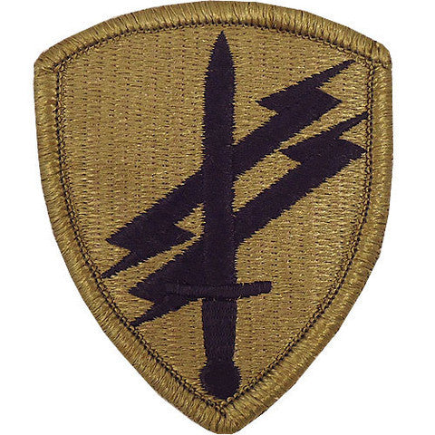 Army Patch: Civil Affairs and Psychological Operations Command - OCP