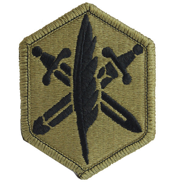 Army Patch: 85th Civil Affairs Brigade - OCP