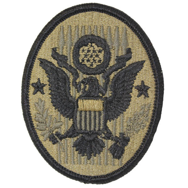 Army Patch: National Guard Civil Support Team - embroidered on OCP